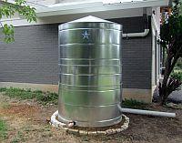 Inspirational  Gallon Rainwater Tank
