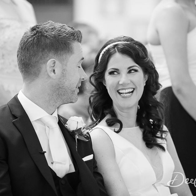 Those just married feels  #weddingphotographer #churchwedding #destinationweddingphotographer #ireland #love #justmarried #weddingday #bride #mrs2be #onefabday #irishbride