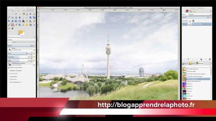 Comment corriger une photo surexposée avec GIMP