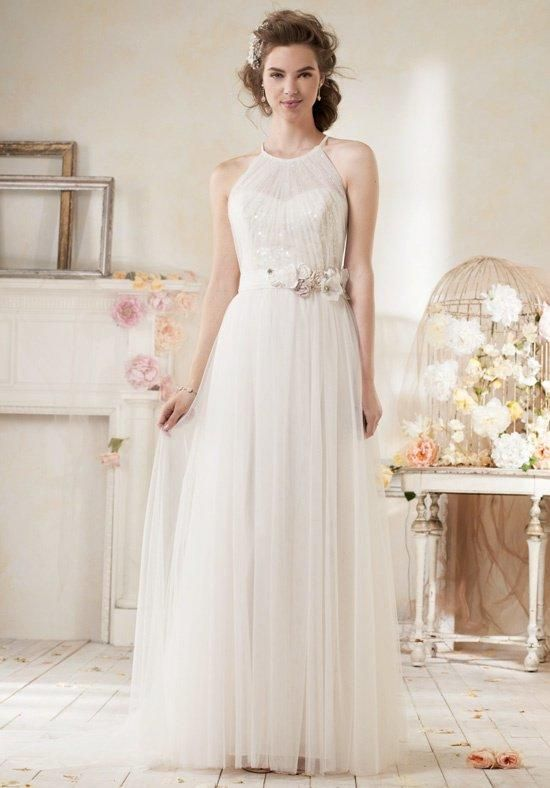 Modern Vintage by Alfred Angelo 8522 Wedding Dress - The Knot