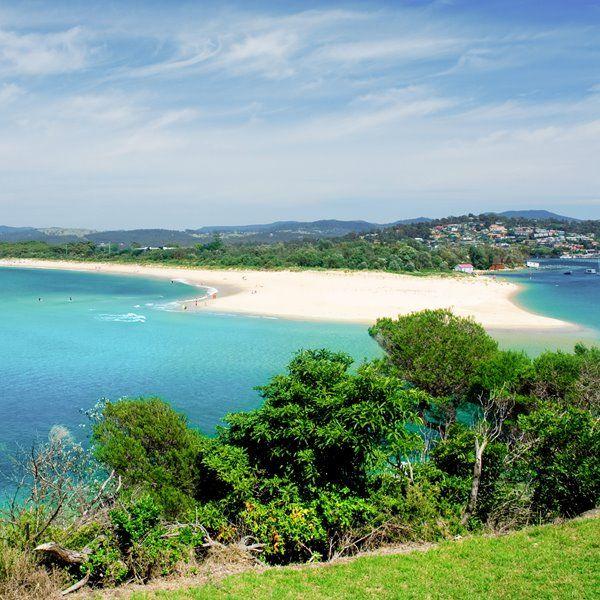 Storbydrømme og kystcharme, 7 dage fra Sydney til Melbourne
