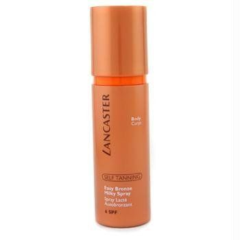 Easy Bronze Milk Spray SPF6 - 150ml/5oz by Lancaster. $50.44. Sol Easy Bronze Milk SPF6 Lightweight & instantly melts into skin Quick drying & delightfully smooth Gives a silky streak-free lasting golden glow Defenses skin from the harmful effects of UV rays Leaves skin a beautiful & healthy toneProduct Line: Lancaster - Sun Care - BodyProduct Size: 150ml/5oz
