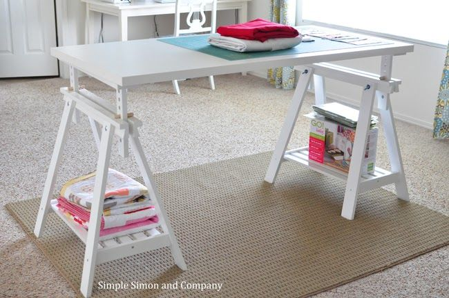 A Sewing Space Drafting Tables Cutting Tables And Cuttings