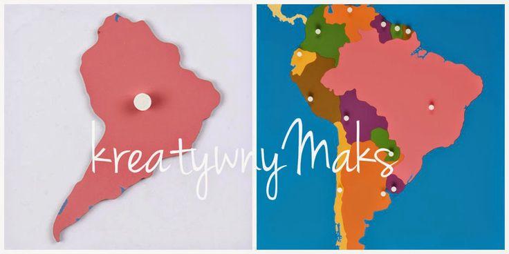 kreatywnyMaks: Ameryka południowa