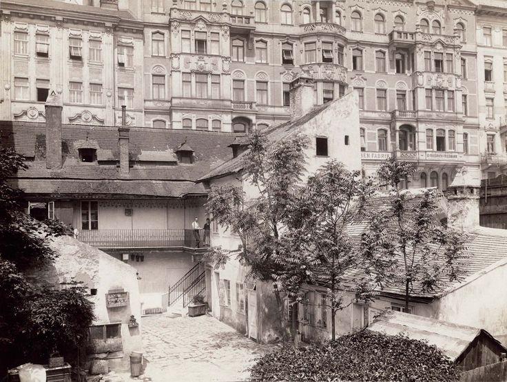 August Stauda, Magdalenenstraße 39, 1906, © Wien Museum