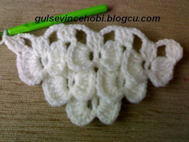 Butterflies--crochet