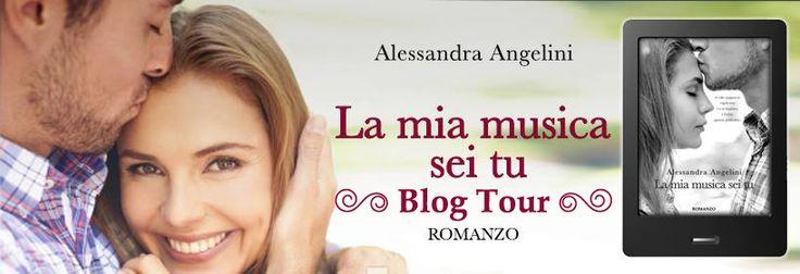 """Il rumore dei Libri: Sesta tappa del """"La mia musica sei tu Blog Tour"""" d..."""