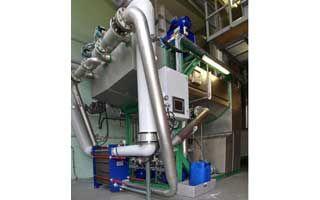 Prodesa presenta condensadores para la recuperación de energía de las calderas de #biomasa