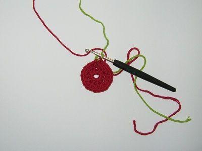 Boshi-Mütze häkeln Farbe wechseln