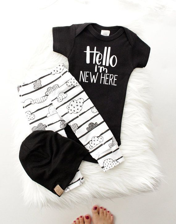 48dd495fa neutral newborn outfit Hello I m new here  babyboystyle