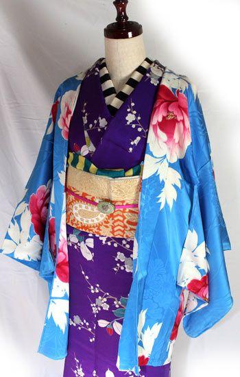 Kimono + haori