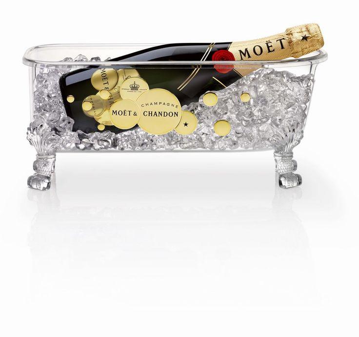 Takhle vypadá vánoční edice proslulého šampaňského So Bubbly od MOËT & CHANDON