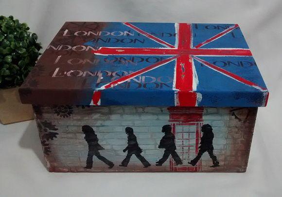 Caixa Organizadora London