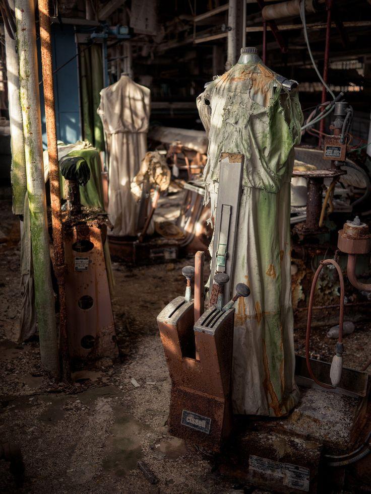 Abandoned Asylums, Abandoned Places