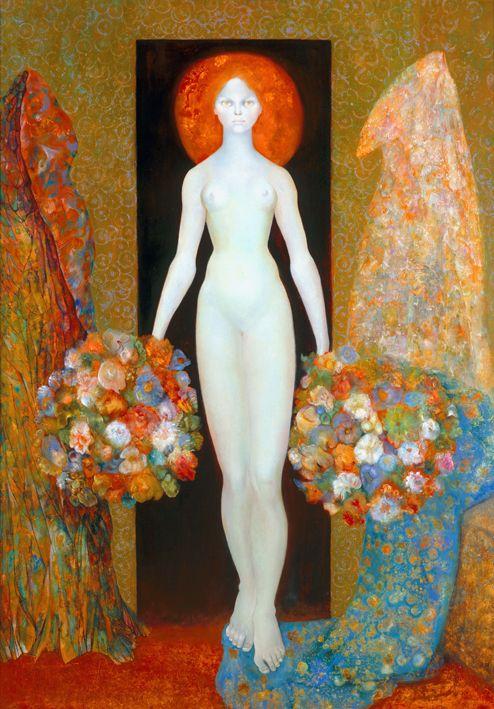 Leonor Fini - Héliodora - 1964