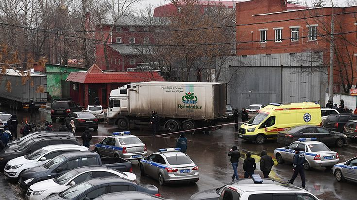 Gunman detained after fatal Moscow candy factory shooting