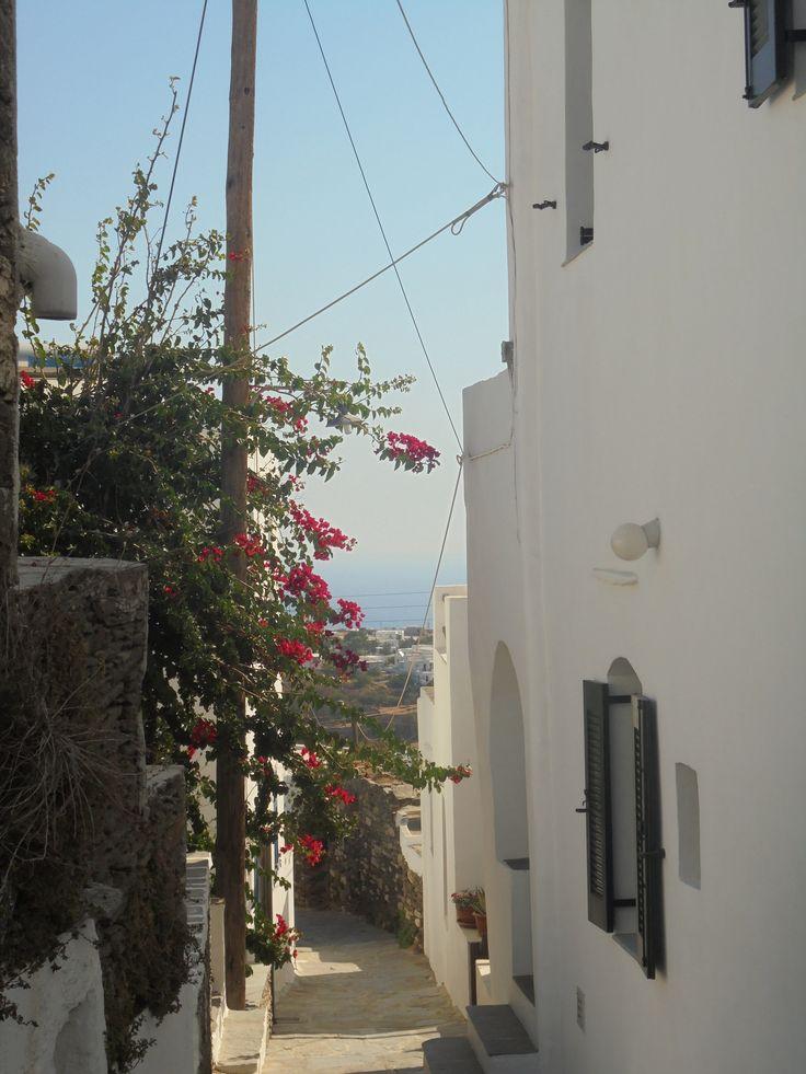 Απολλωνία (Apollonia) στην πόλη Κυκλάδες, Κυκλάδες. Σίφνος.