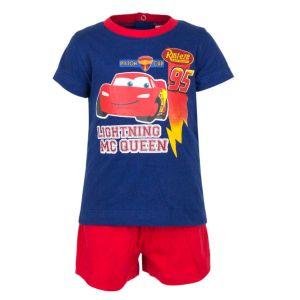 Disney babypyjama pyjama van Corazonkids Cars donker blauw met rode broek is super schatig voor de allerkleinste. Disney babypyjama pyjama van Corazonkids Cars blauw met rode broek is van volledig katoen en is van goede kwaliteit.