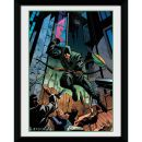 GB Eye Posters DC Comics Arrow Attack - 8x6 Framed Photographic A collectable, pre-framed 20×15cm high quality collectors print featuring imagery from the classic film Arrow. Framed in our custom 25mm wooden frames, our photographic prints make perfect gifts and  http://www.MightGet.com/january-2017-11/gb-eye-posters-dc-comics-arrow-attack--8x6-framed-photographic.asp