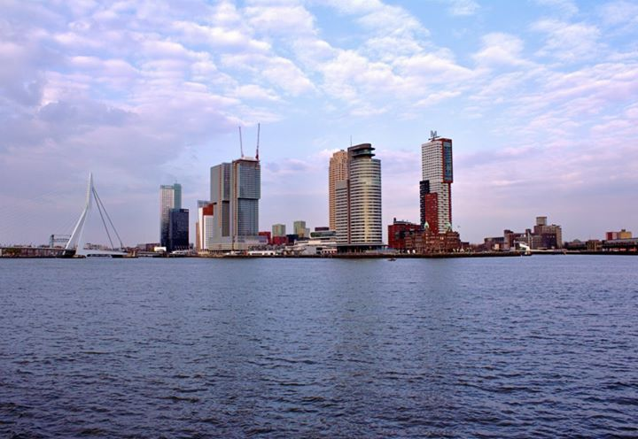 #Rotterdam #Holland