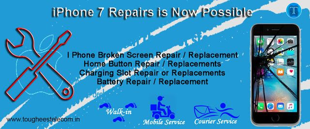 Now breathe easy because excellent iPhone 7 repairs is now possible  An insight into iPhone 7 specifications Every year customers eagerly wait for the launch of new versions of Apple iPhone 7. That's different think that there are very rare places where quality Apple iPhone 7 repair is done but first of all here some information for apple iPhone 7 that customers should be aware of. Apple iPhone 7 was released in market in the October of 2016. iPhone 7 has a screen size of 4.70-inch which is…