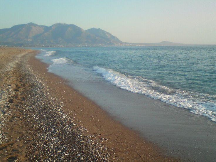 Παραλία Αη Γιάννη...Κυπαρισσία!