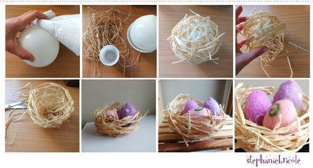 idees creatives pour decoration paques
