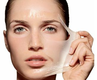 They say that this idea really helps eliminate blackheads/whiteheads....