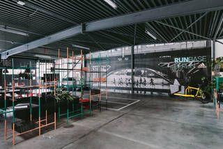 Adidas eröffnet Runbase in Berlin