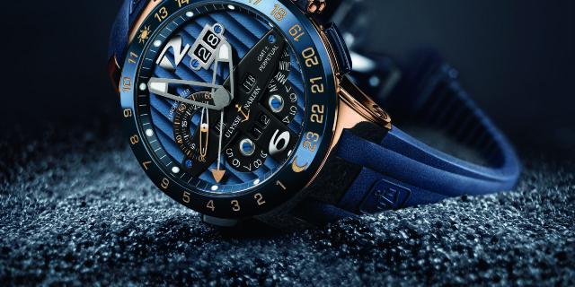 Ulysses Nardin Blue Toro Chronometer