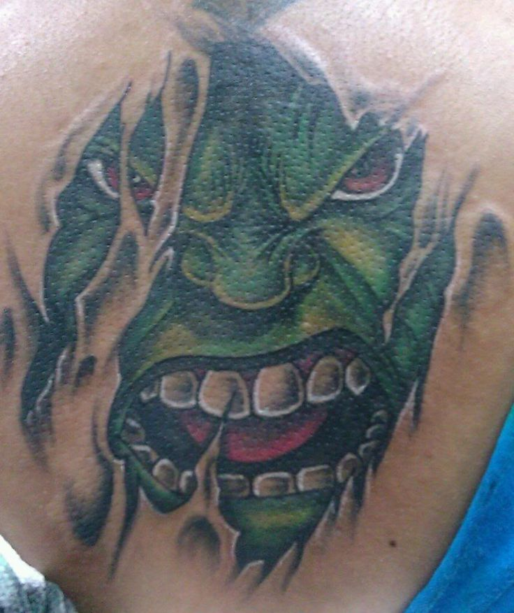 #superhero #tattoo #tattoos #ideas #designs #men #formen #menstattooideas