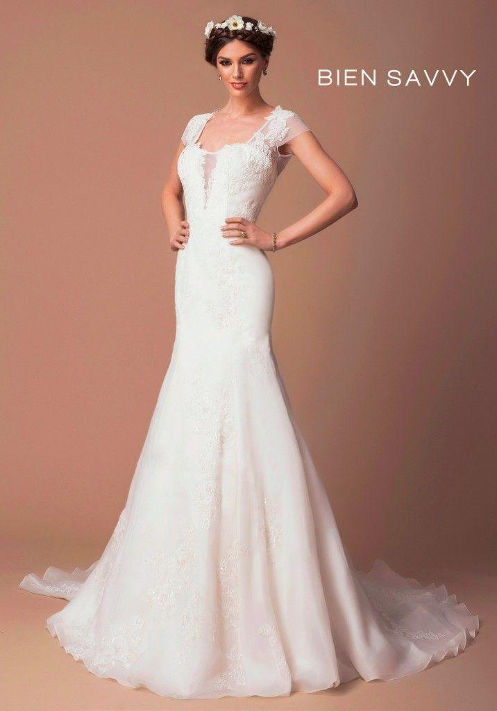 Bine Savvy Luxury Wedding Dress