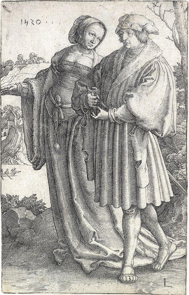 The Promenade (1520)
