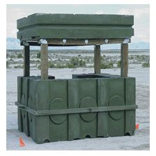 Defense Products, Bunkers, Military, Mil Spec, CAGE Code, GSA Supplier, Department of Defense