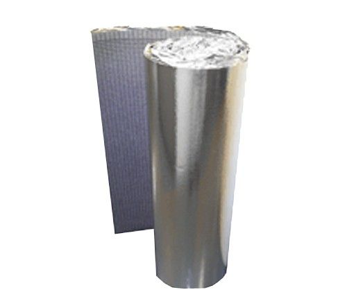 The Warmup Insulated Underlay will reduce running costs of your heating by over 50% therefore this makes a great addition to your underfloor heating kit for the home.