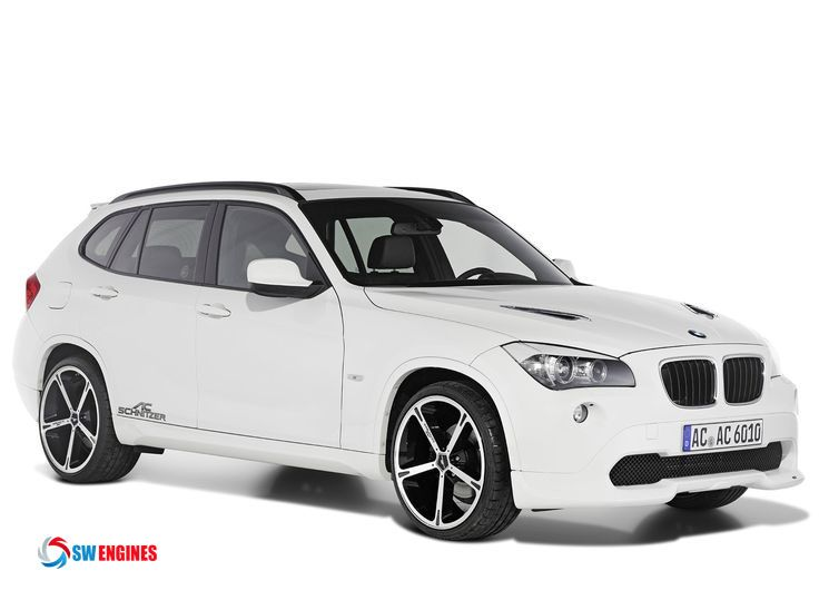 #SWEngines BMW X1 AC Schnitzer. BMW tuner has presented three new sets of alloy wheels for the compact-sized SUV/crossover.