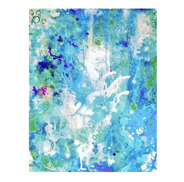 Rachel Smart - Fluid Abstract