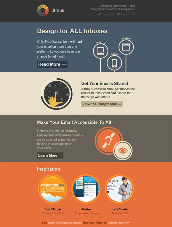 email marketing design - Tm vi Google | 3-Marketing ...