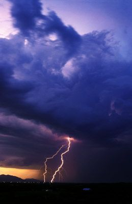 Arizona Monsoon Storm