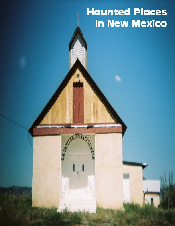Complete list of haunted places & history in New Mexico and where to ghost hunt. Have you ever dreamed of being a ghost hunter? How about visiting every haunted place in your territory? This book is everything you need to get you started in the world of ghost hunting! Click picture to see ebook.