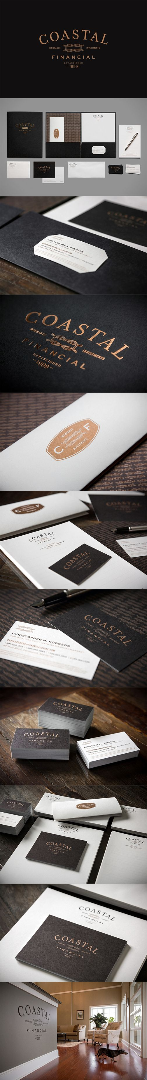Traditional, timeless, sophisticated- I can trust this brand! BUT its too dark & black