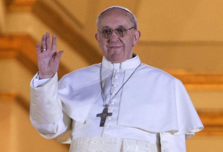 Jorge Bergoglio fue elegido nuevo Papa y su nombre será Francesco I. Leé todos los detalles en http://www.minutouno.com/c280836