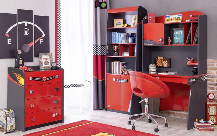 #championracer #racer #dekorasyon #decoration #cocukodasi #oda #room #conceptroom #şampiyon #masa
