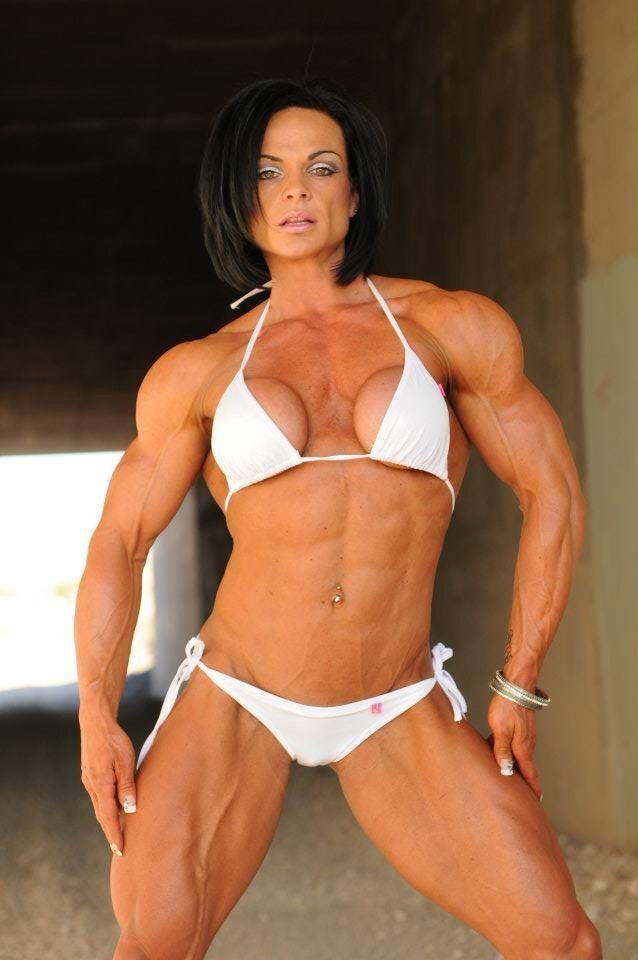 Nicole Ball   female bodybuilders   Pinterest   Bodybuilder