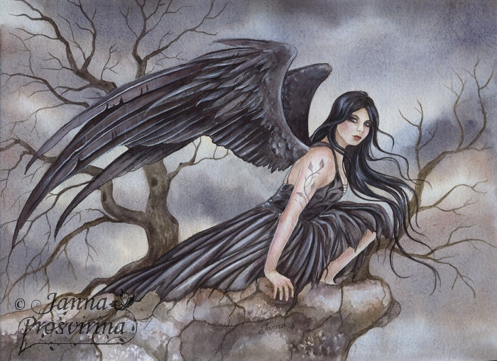 300 Best Images About Angel Art On Pinterest