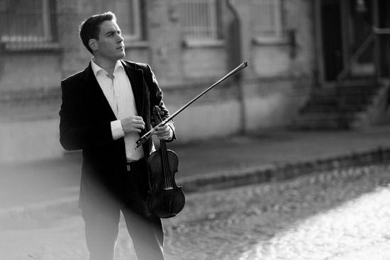 Kristóf Baráti, Violinist