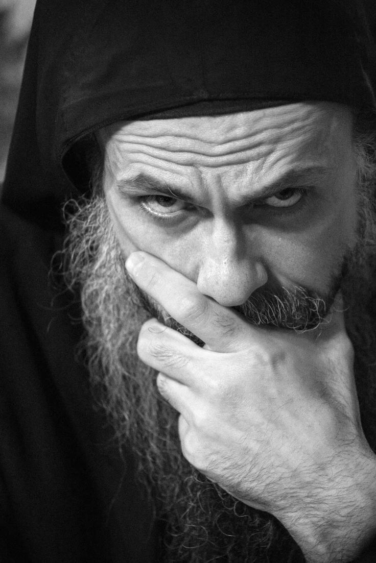 The Church is a hospital for sinners - The Ascetic Experience
