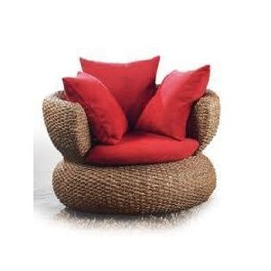 Bengal Basket - CH003 Cane Armchair