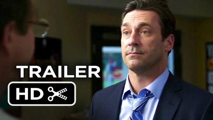 Million Dollar Arm Official Trailer #1 (2014) - Jon Hamm Baseball Movie HD