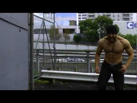 James Wells VS Callum Wallach Fight Scene - Background Talent stars in 48 hour film comp